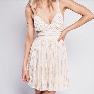 Free People Like A Dream Mini Dress 10